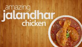 amazing jalandhar chicken with eastern ethnic masala range