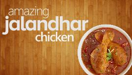 amazing jalandhar chicken with eastern ethnic masala range
