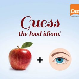 Can you guess the idiom ?