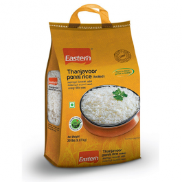 Thanjaavoor Ponni Rice Boiled