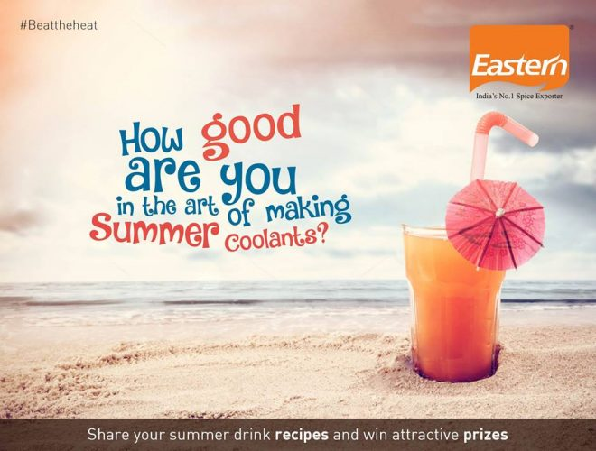 Summer Drink Contest