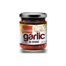 Garlic in Brine Pickle