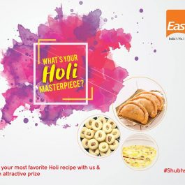 Holi Recipe Contest