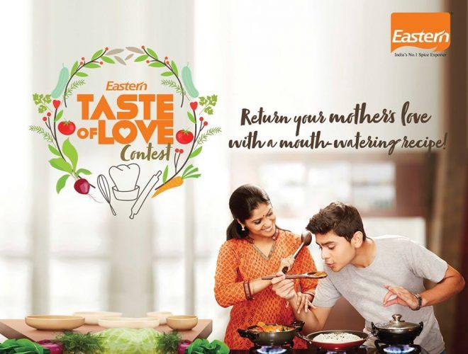 Taste of Love Contest