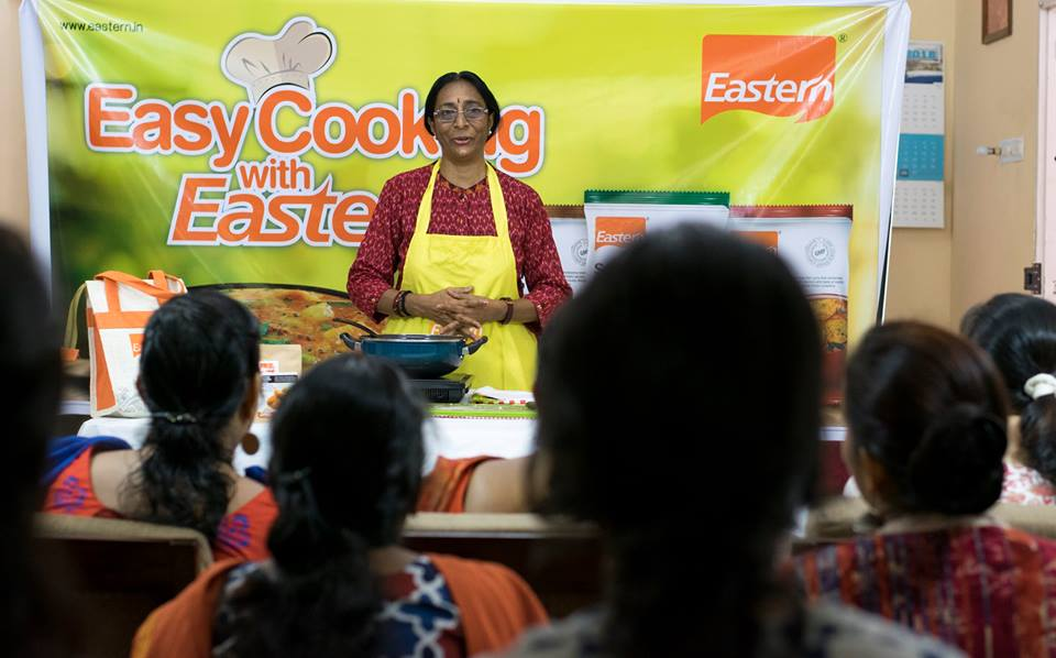 Eastern Homechef's with Rama Shecar – Kochi