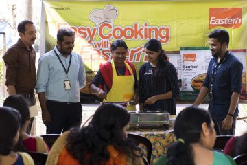 Eastern HomeChef's with Soumya Bijesh